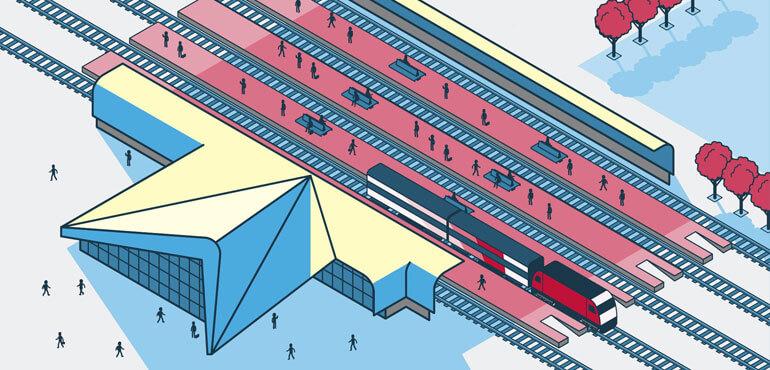 Animatie & infographics Btd-planner ProRail