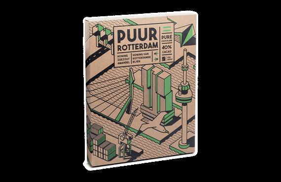 Verpakking PUUR Rotterdam