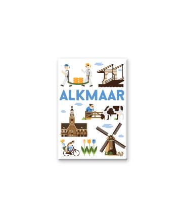 Souvenirs_Alkmaar