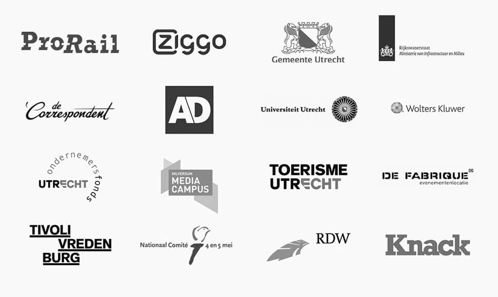 Logos-klanten