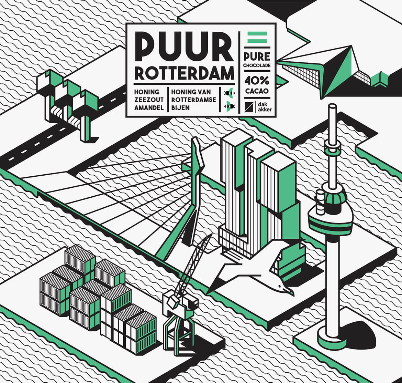 Rotterdam_Illustratie