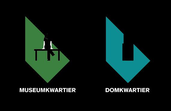 Iconen centrumkwartieren Utrecht