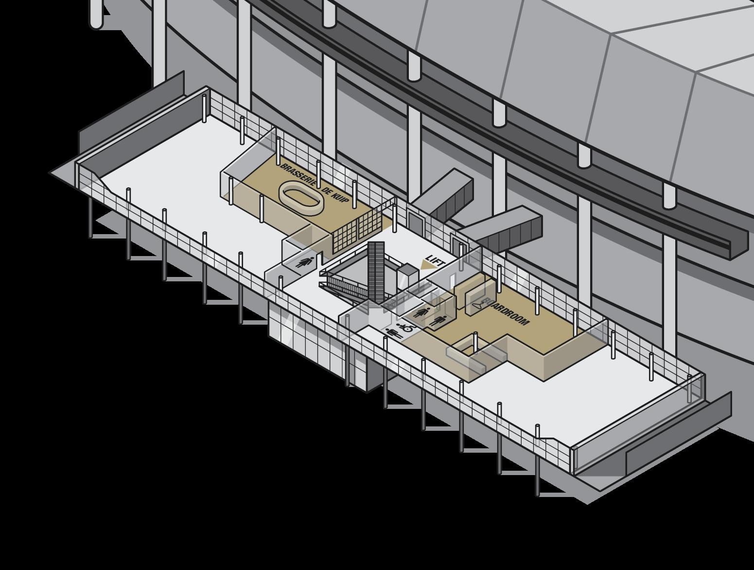 Feijenoord_Portfolio_1e-etage