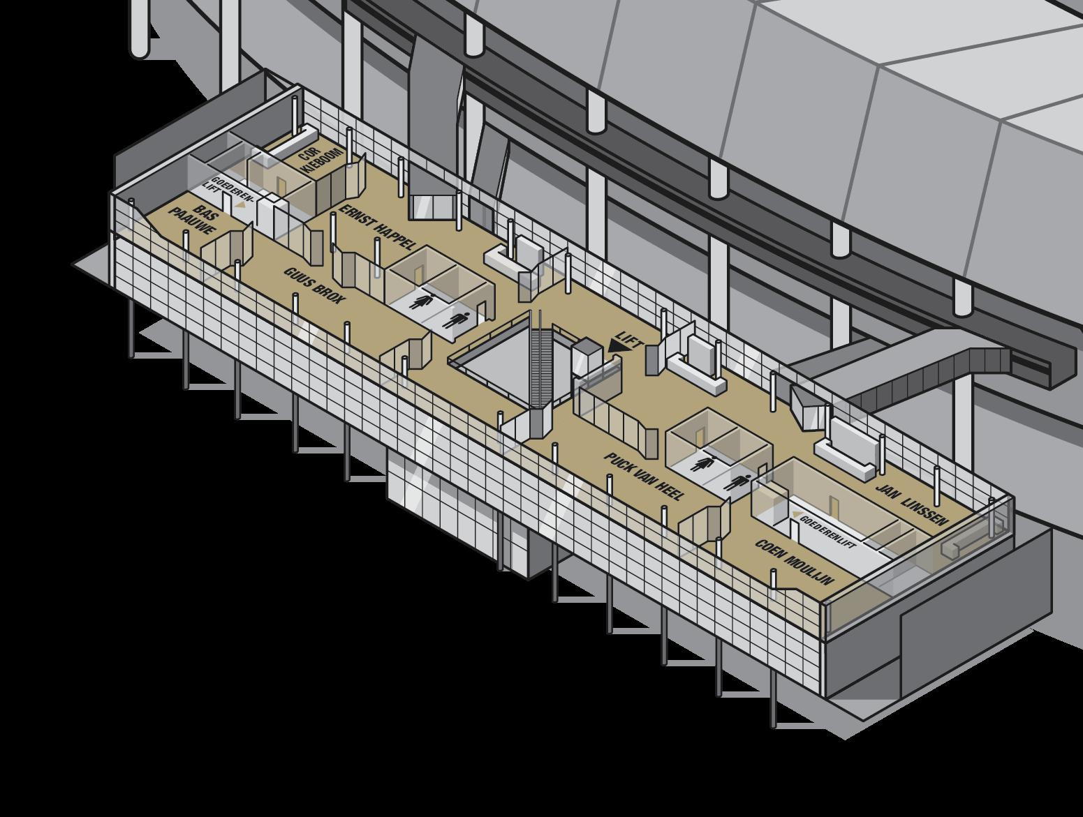 Feijenoord_Portfolio_2e-etage