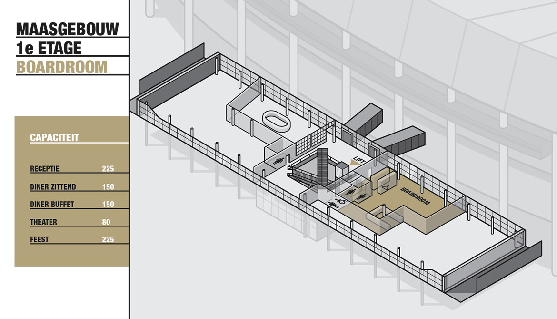 Maasgebouw_1e-etage_Boardroom
