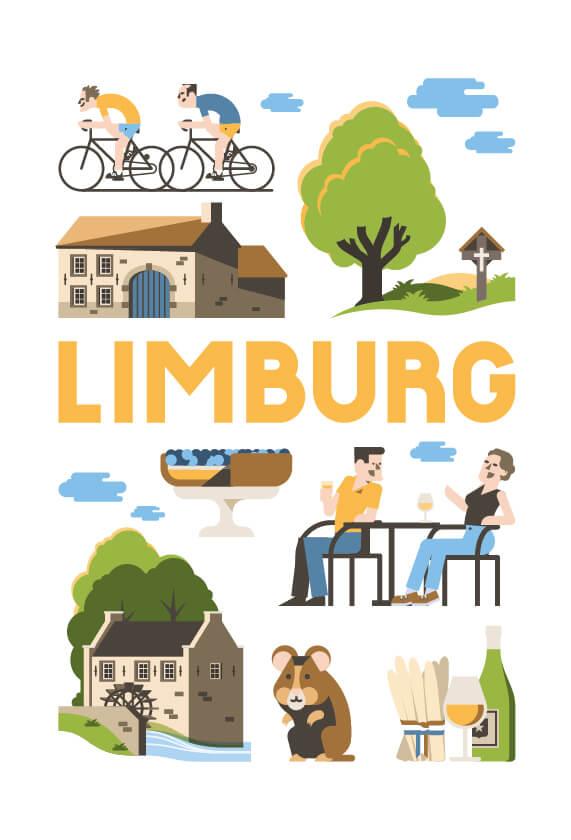 Stedenposters_Limburg