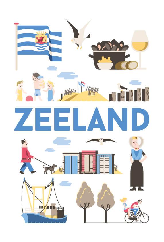 Stedenposters_Zeeland