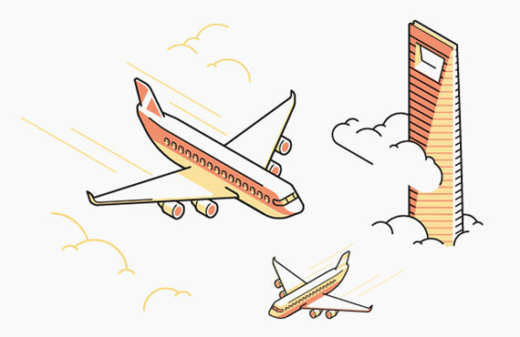 Illustraties & iconen Cargoguide
