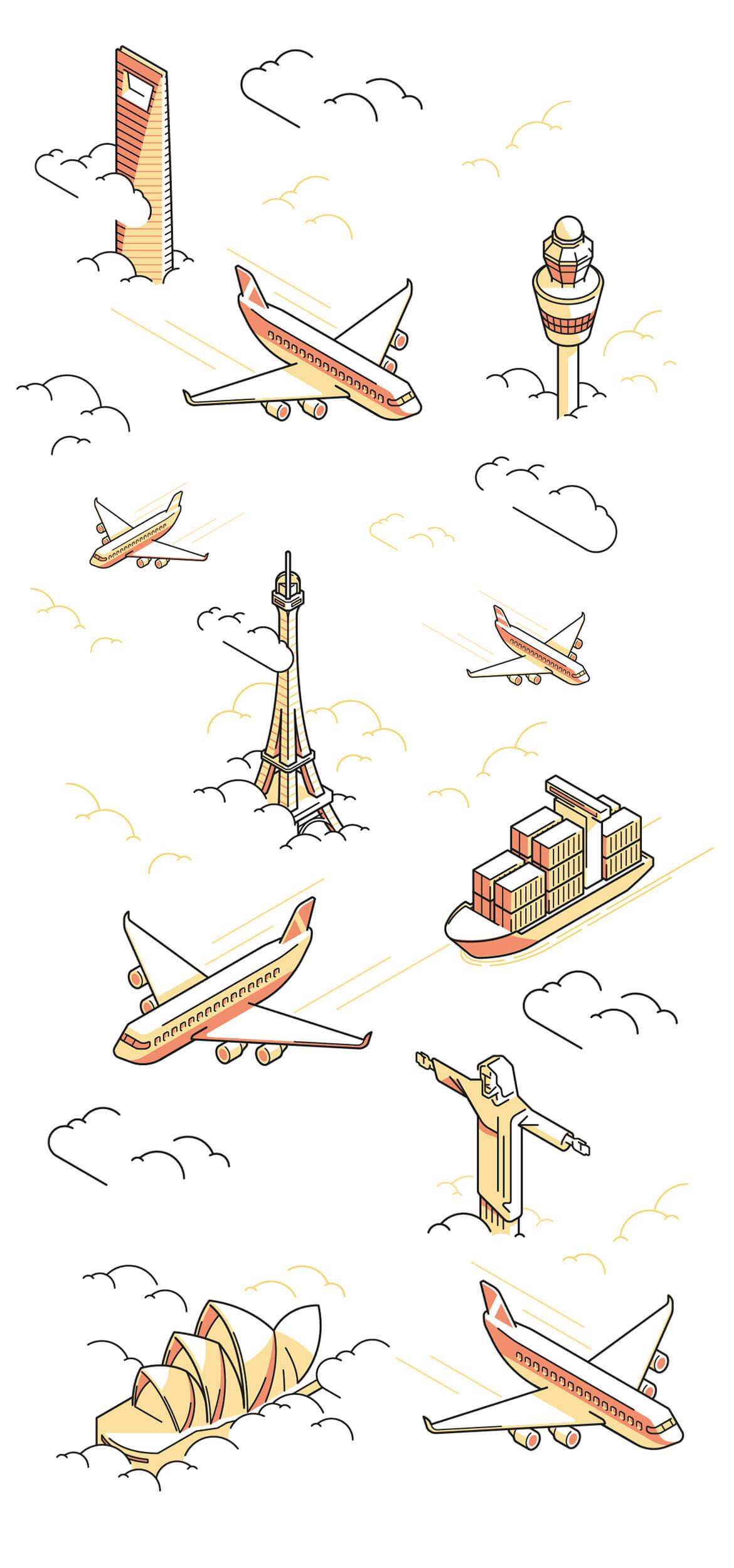 Cargoguide_Illustratie_Staand