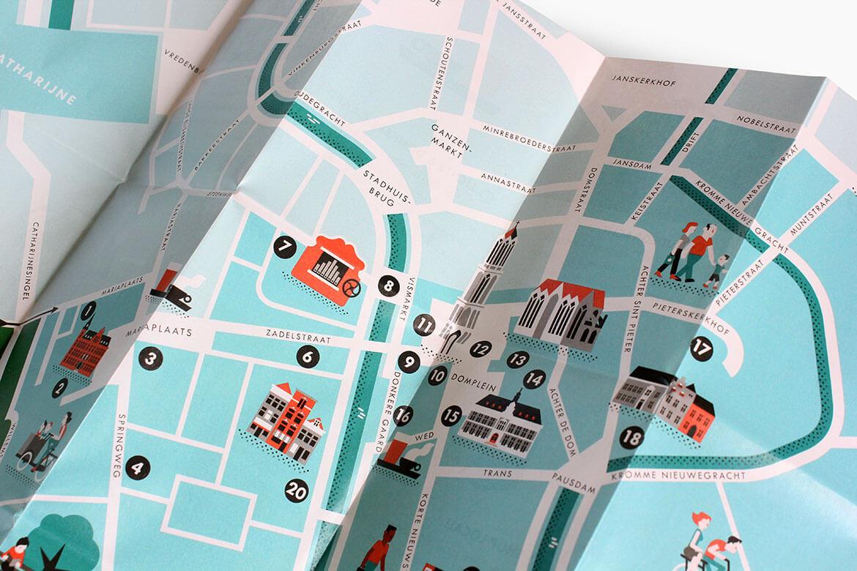 Domkwartier_Vouwkaart_Close-up